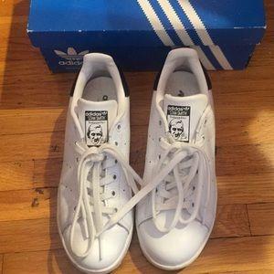Adidas Stan Smith White/Black Size 6